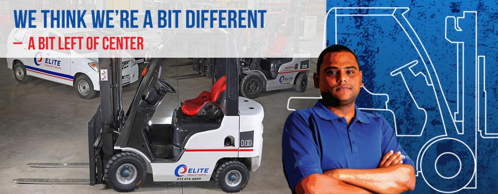 Elite Forklift Rentals   Forklift Hire   Forklift Rental Gauteng