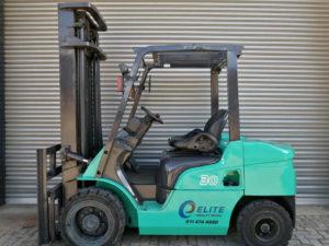 Mitsubishi 3.0 Ton Diesel Used Forklift