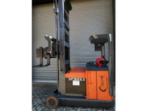 Linde AG VNA Used Turret Truck